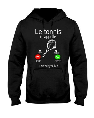 Le Tennis m'appelle