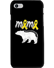 MAMA BEAR SPINA BIFIDA Phone Case thumbnail