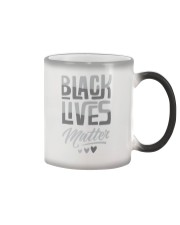 black lives matter Color Changing Mug thumbnail