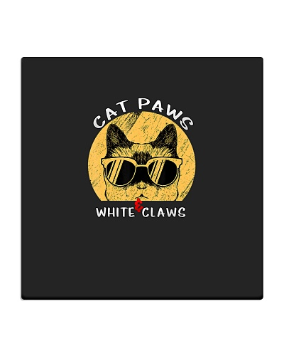 Cat Paws amp White Claws Vintage kitten