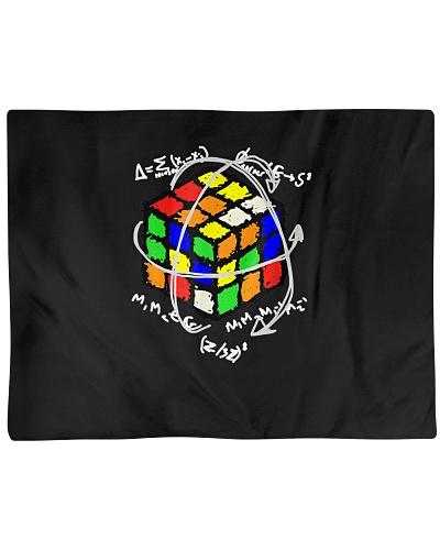 Sheldon Nerdy Puzzle Cube Theory Math Teacher