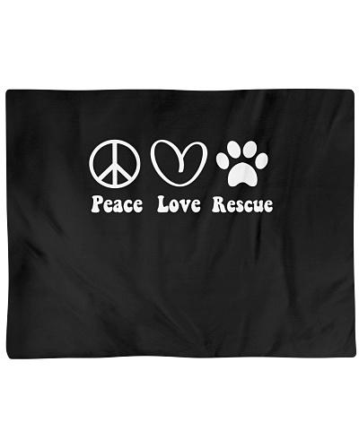Animal Rescue Gifts Men Women Kids Peace Love