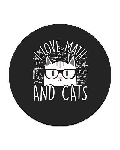Math Kitty Cat Algebra Calculus Gift