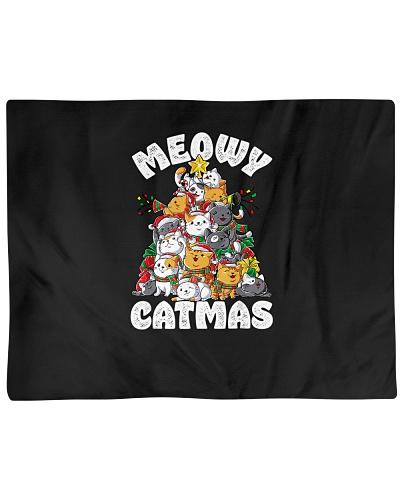Meowy Catmas Cat Christmas Tree