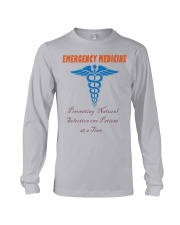 EMERGENCY MEDICINE Long Sleeve Tee tile