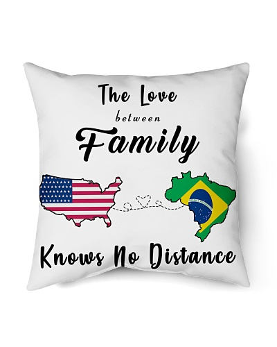 family know no distance united state Brazil