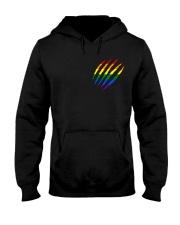 LGBT PRIDE Hooded Sweatshirt front