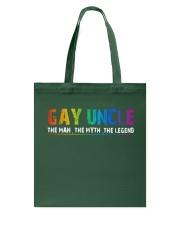 GAY UNCLE Tote Bag thumbnail