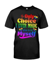 Wear with Pride Classic T-Shirt front