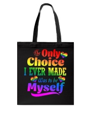 Wear with Pride Tote Bag thumbnail