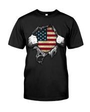 American Proud Classic T-Shirt thumbnail
