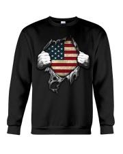 American Proud Crewneck Sweatshirt thumbnail