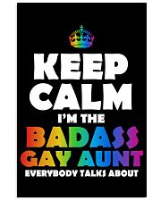 BADASS GAY AUNT 24x36 Poster thumbnail
