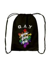 Wear with Pride Drawstring Bag thumbnail