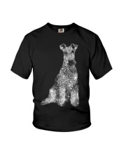 Wire Fox Terrier Bling Bling 1403 Youth T-Shirt thumbnail