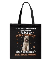 Bouvier des Flandres I Wake Up Every Morning 0203 Tote Bag thumbnail