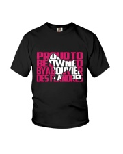 Bouvier des Flandres Proud Owned 260204 Youth T-Shirt thumbnail