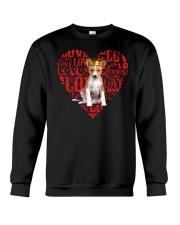 Basenji Love Queen 2603 Crewneck Sweatshirt thumbnail