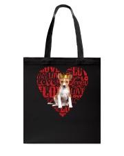 Basenji Love Queen 2603 Tote Bag thumbnail
