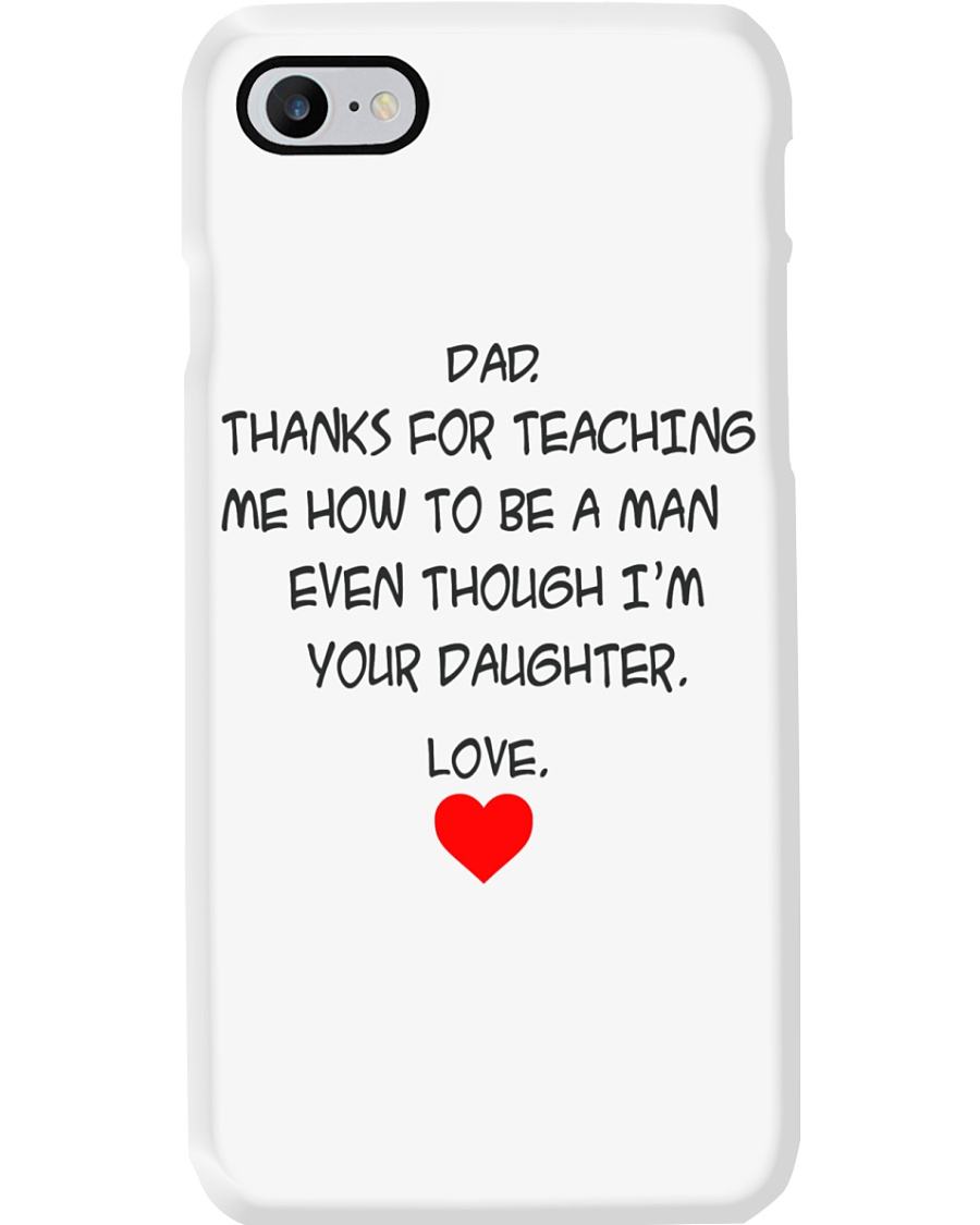 Best Father's Day Mug From Daughter Phone Case