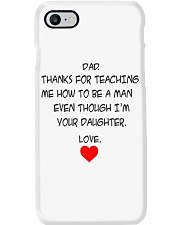 Best Father's Day Mug From Daughter Phone Case i-phone-7-case