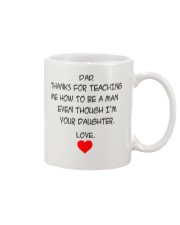 Best Father's Day Mug From Daughter Mug thumbnail