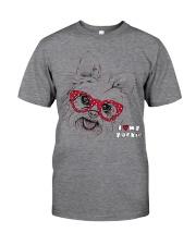 Love Yorkies Classic T-Shirt thumbnail