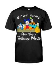 Stay home Classic T-Shirt thumbnail
