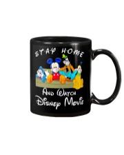 Stay home Mug thumbnail
