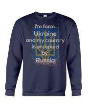 I'm From Ukraine Crewneck Sweatshirt front