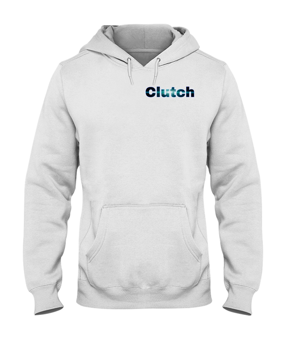 Clutch Hooded Sweatshirt