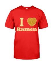 I love Ramen Classic T-Shirt thumbnail