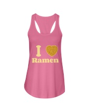 I love Ramen Ladies Flowy Tank thumbnail