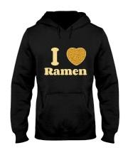 I love Ramen Hooded Sweatshirt thumbnail