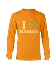 I love Ramen Long Sleeve Tee thumbnail