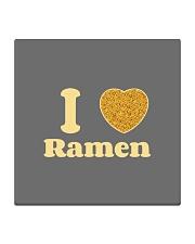 I love Ramen Square Coaster thumbnail