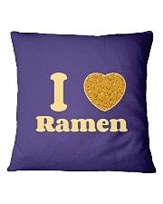 I love Ramen Square Pillowcase thumbnail