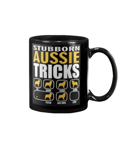 Stubborn Aussie Shepherd Tricks