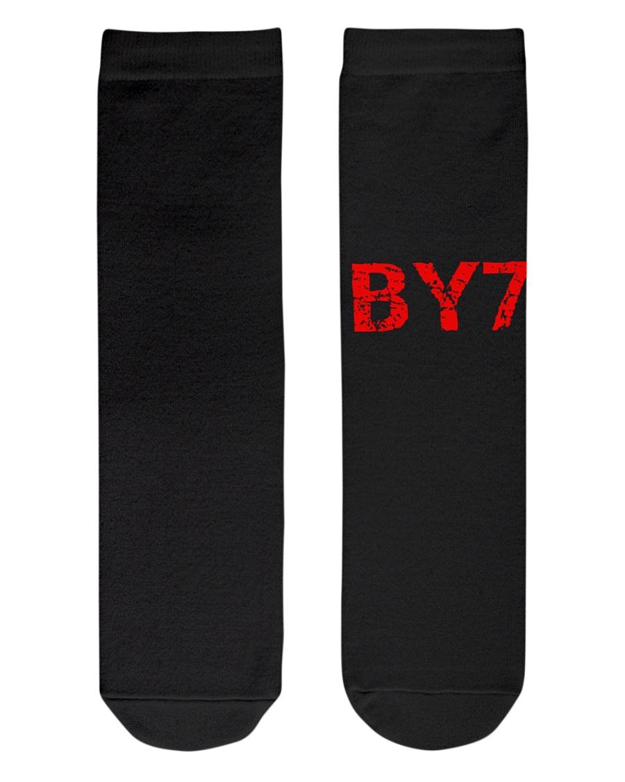 BY7 Crew Length Socks