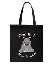 Apollo Hippo Tote Bag thumbnail