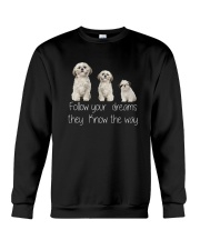 Shih Tzu Dreams Crewneck Sweatshirt thumbnail