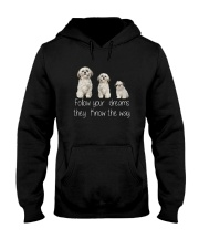 Shih Tzu Dreams Hooded Sweatshirt thumbnail