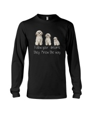 Shih Tzu Dreams Long Sleeve Tee thumbnail