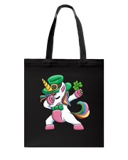 Unicorn lucky charm Tote Bag thumbnail