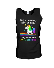 Unicorn grow up 0810 Unisex Tank thumbnail