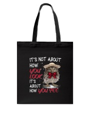 Owl You See Tote Bag thumbnail