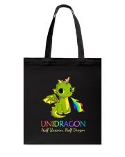 Half Unicorn Half Dragon 2906 Tote Bag thumbnail