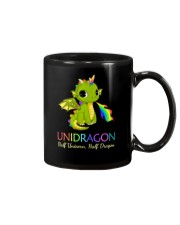 Half Unicorn Half Dragon 2906 Mug thumbnail