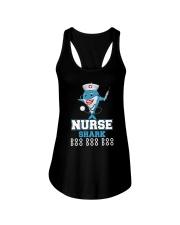 Nurse Shark Ladies Flowy Tank thumbnail