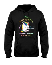 Unicorn Annoyed 2305 Hooded Sweatshirt thumbnail